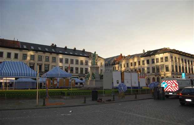 Plaza de Luxemburgo