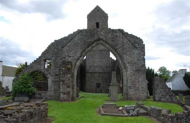 Iglesia antigua de Muthill