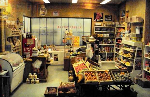 Museo delle miniature a Lione