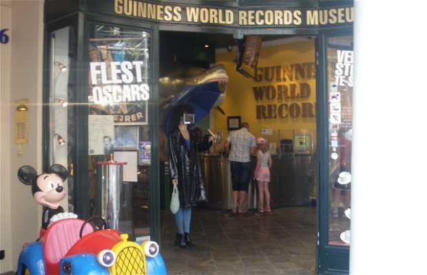 Musée du Guiness world record