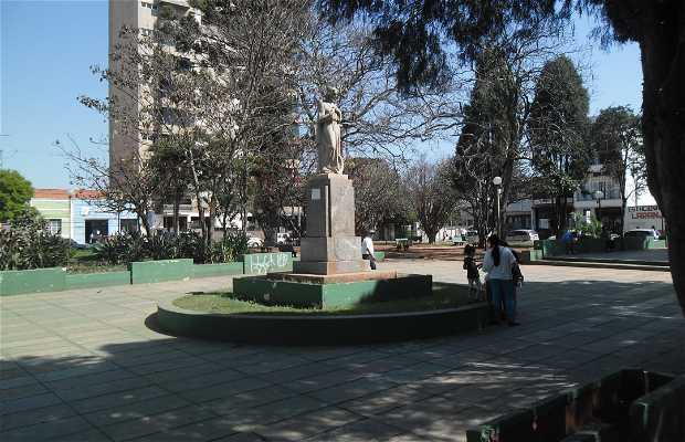 Praça Martinho Guedes