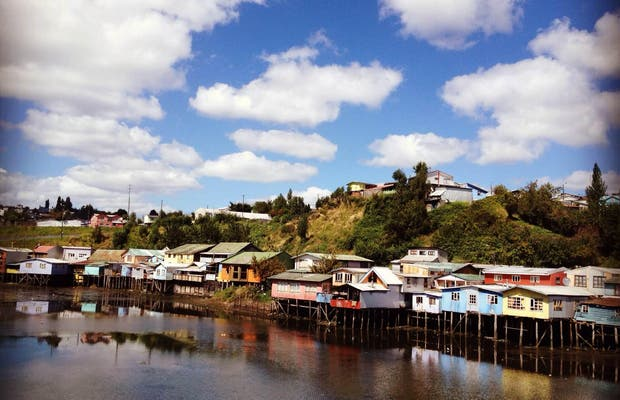 Palafitos de Chiloe