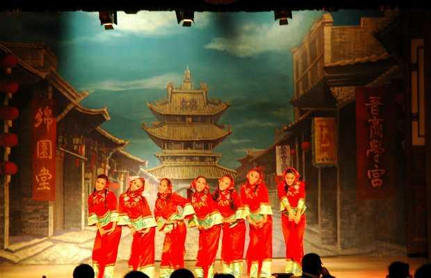 Teatro Popular en Ping Yao