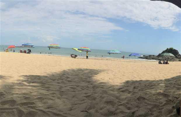 Playa de los Muertos - Sayulita