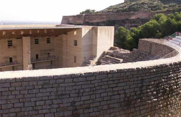 Sagunto Castle and Theatre