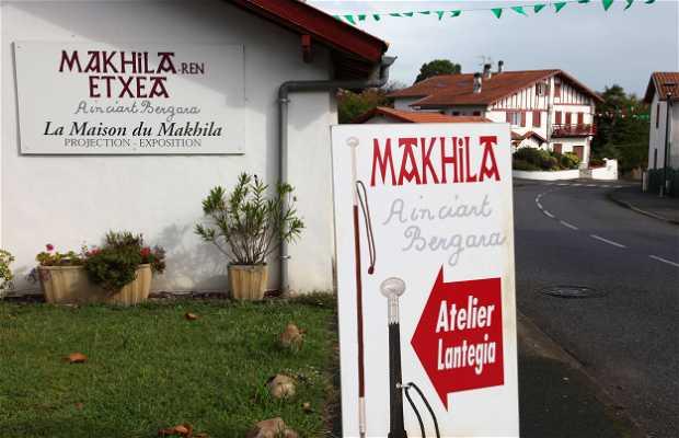 La maison du Makhila