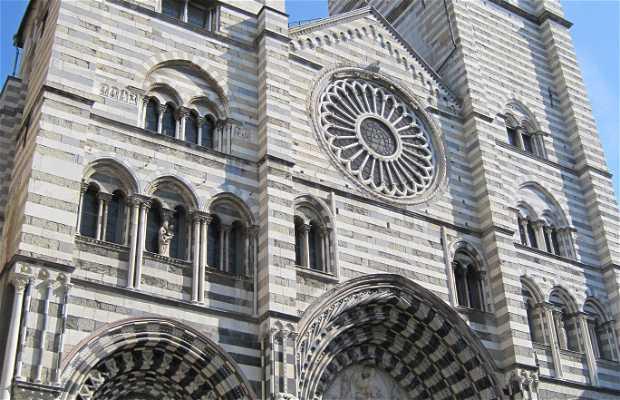 Catedral de Gênova