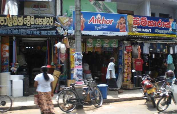 Mercado de Kaduruwela