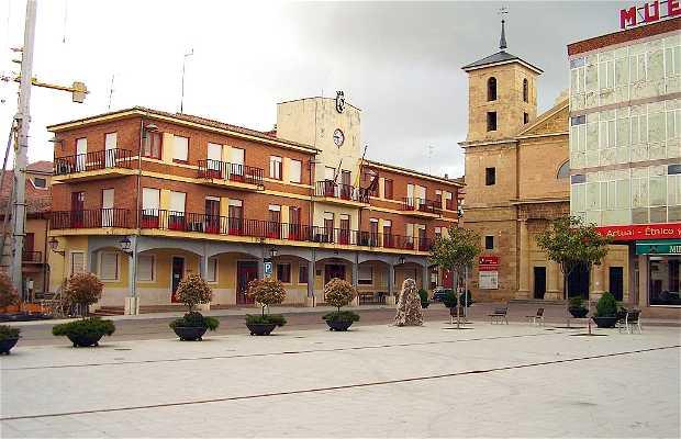 Plaza Mayor de Coyanza