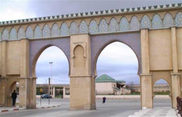 Ciudad Histórica de Meknes