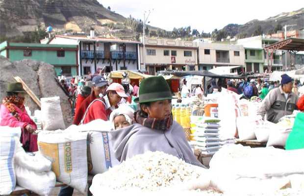 Mercado de Zumbahua