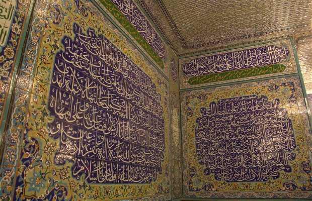 Mezquita de Baalbek