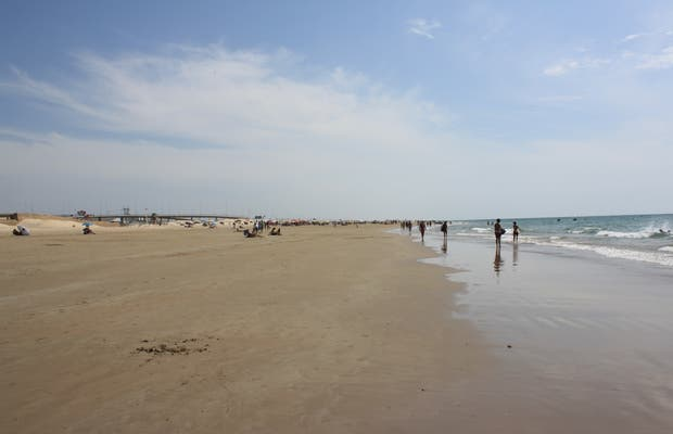 Cortadura Beach