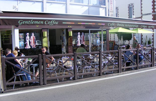 Gentlemen Coffee