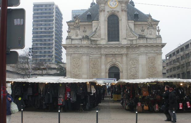Mercado de Nancy