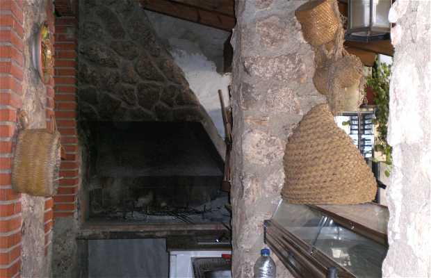 Restaurante-barabacoa Casa Candela
