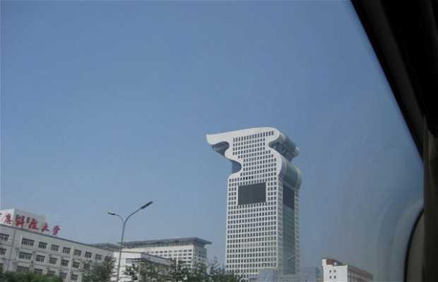 Edificios Pangu Plaza