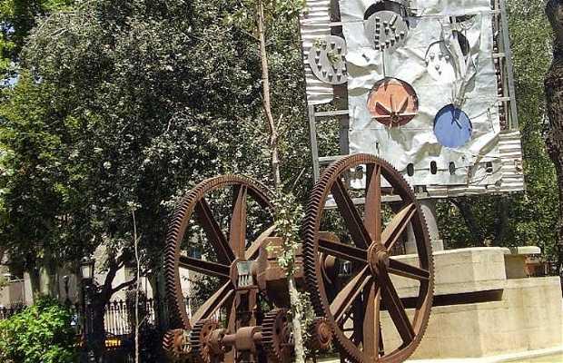 Monumento al Centenario de la Expo de 1888