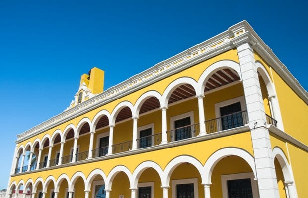 Biblioteca Publica de Campeche