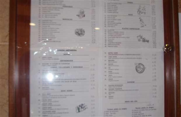 Restaurante Asiático II
