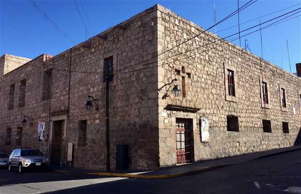 Antigua cárcel de clérigos