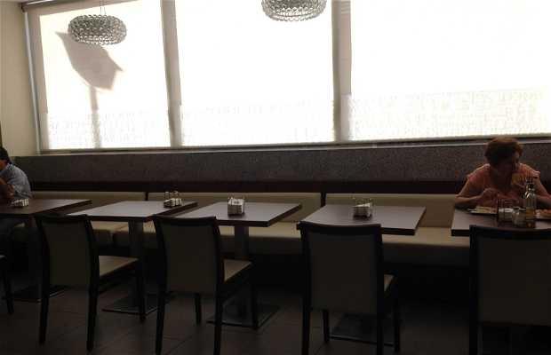 Cafetería Bs Príncipe