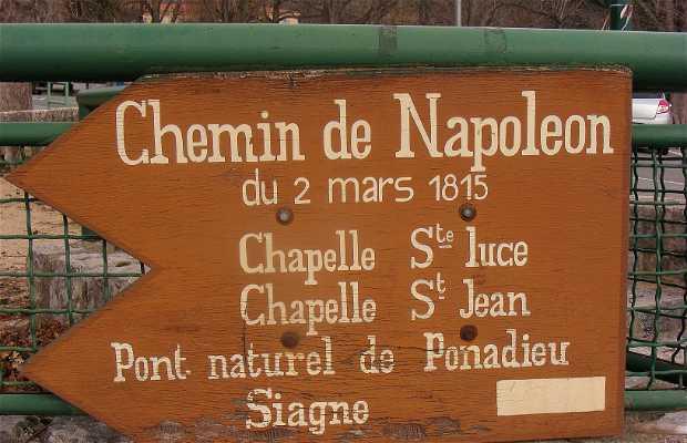 Napoléon Path