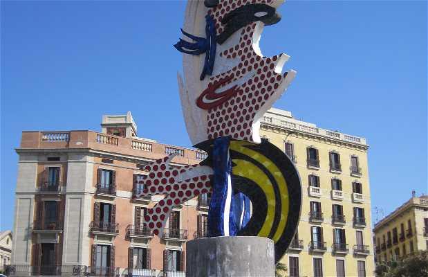 La cabeza de Barcelona