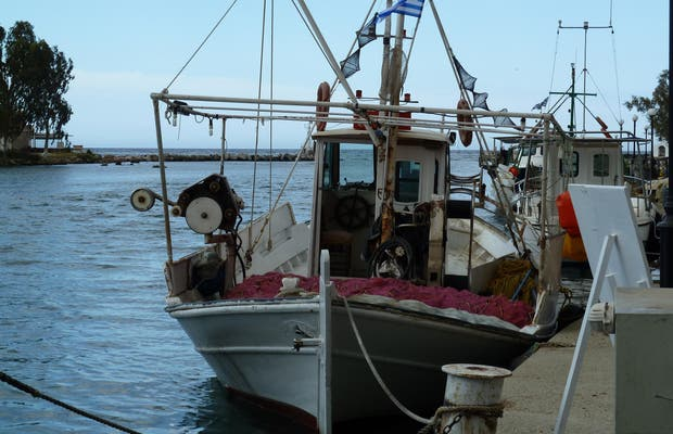 Puerto de Georgiopoulis