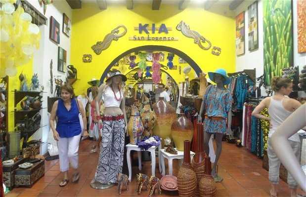 Boutique Kia San Lorenzo