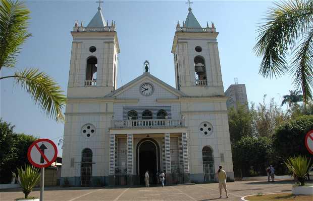 Cathédrale du Sacré Coeur de Porto Velho