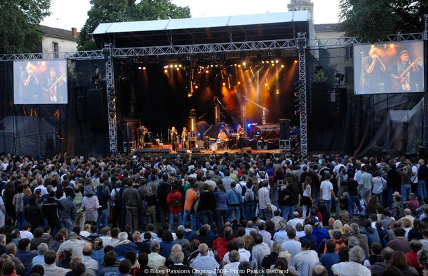 Cognac Blues Festival