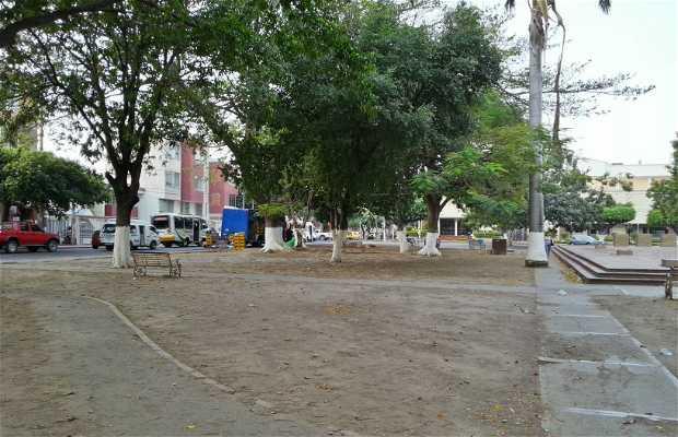 Parque La Biblia