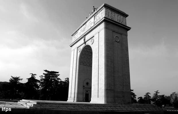 Arco di Trionfo a Madrid