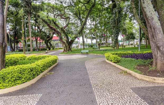 Praça Afonso Pena