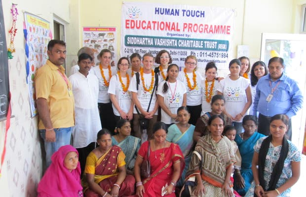Siddhartha Vashishta Charitable Trust