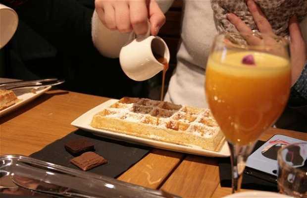 Chocolate Frederic Blondeel