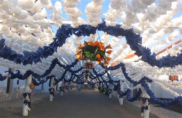 Festa das flores de papel de Campo Maior