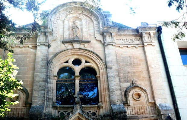 Santuario de Font Rotja
