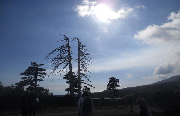 Trekking sul Monte Nero