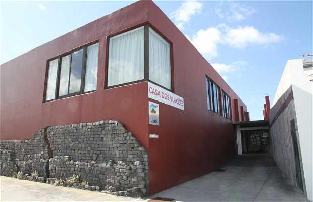 Centro Vulcanológico y Geotermico de las Azores