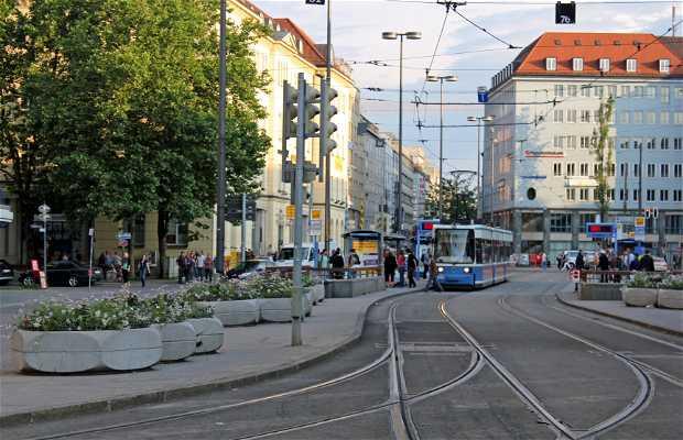 Calles de Munchen