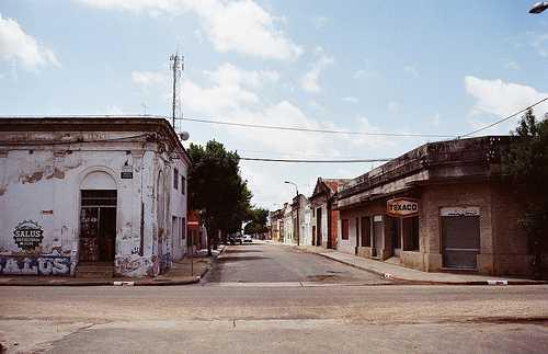 San Agustin del Valle Fértil