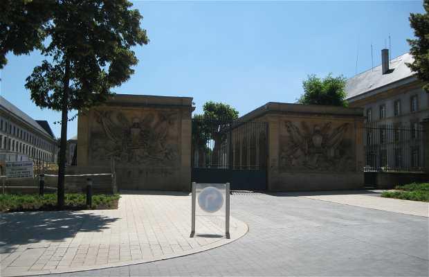 Cuartel Ney