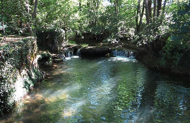 Le canal du moulin