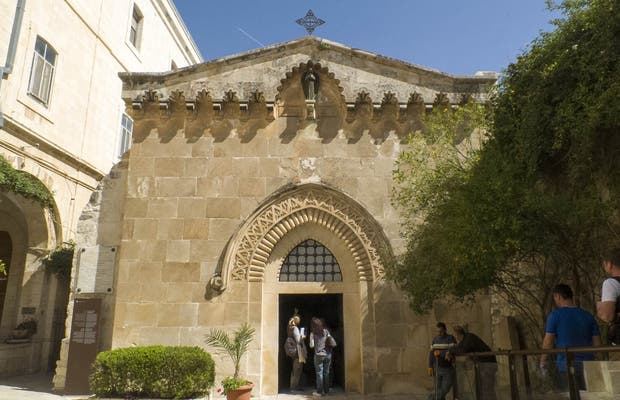 Iglesia de la Flagelación