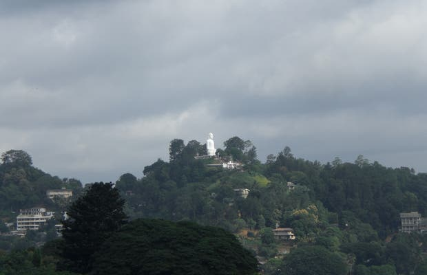Colina del Buddha