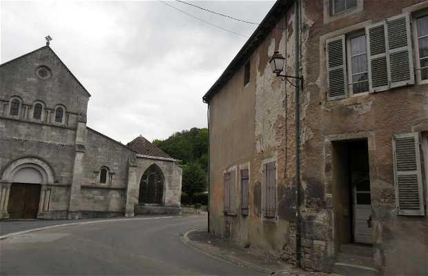 L'Eglise Saint-Etienne