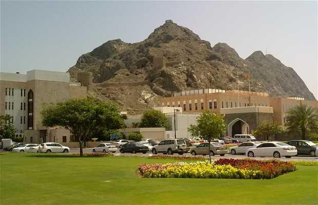 Palacio Real del Sultan de Oman