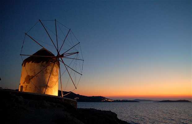 I mulini di Mykonos